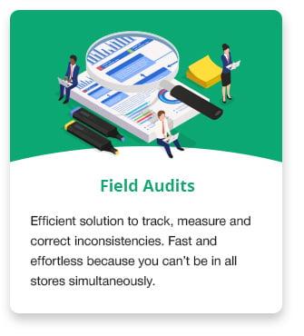 Field audits